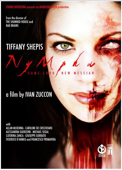 Nympha DVD